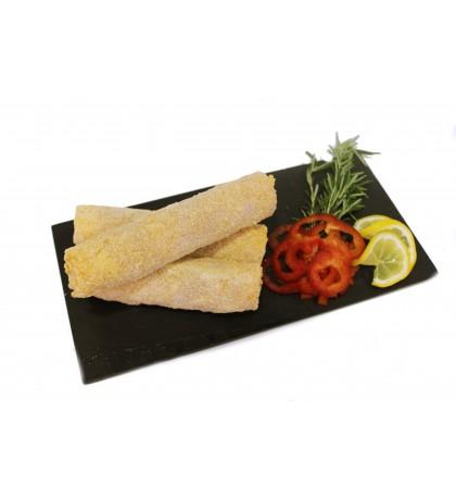 Rotolini di prosciutto e formaggio