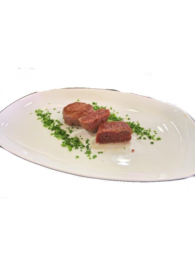 Hamburger di carne salada